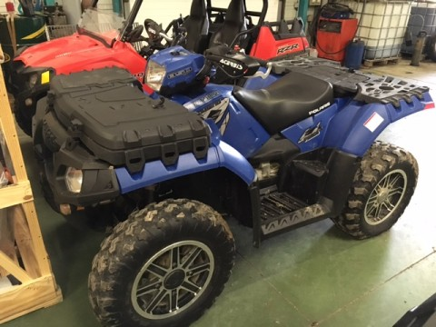 Quad Polaris 850 touring